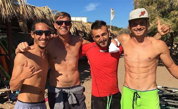 Freak Surf Crete Team